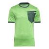 Cube Tour Free Short Sleeve Jersey Men green